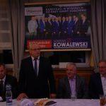 KWW Wspólnota dla Gminy zaprezentował kandydata na Wójta Gminy Somonino – Mariana Kowalewskiego!