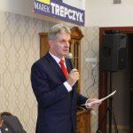 Konferencja prasowa Marka Trepczyka, kandydata na burmistrza Żukowa