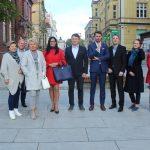 Inauguracja kampanii wyborczej KWW Otwarte Kaszuby do Rady Powiatu Kartuskiego