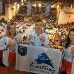 Armin Wilczewski z brązowym medalem Mistrzostw Świata w Kickboxingu