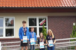 Pierwszy złoty medal w historii klubu Lamelka na Mistrzostwach Polski!