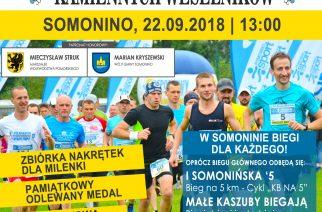 Ponad 500 zawodników przyjedzie w sobotę do Somonina!