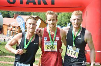 352 biegaczy na Złotej Górze