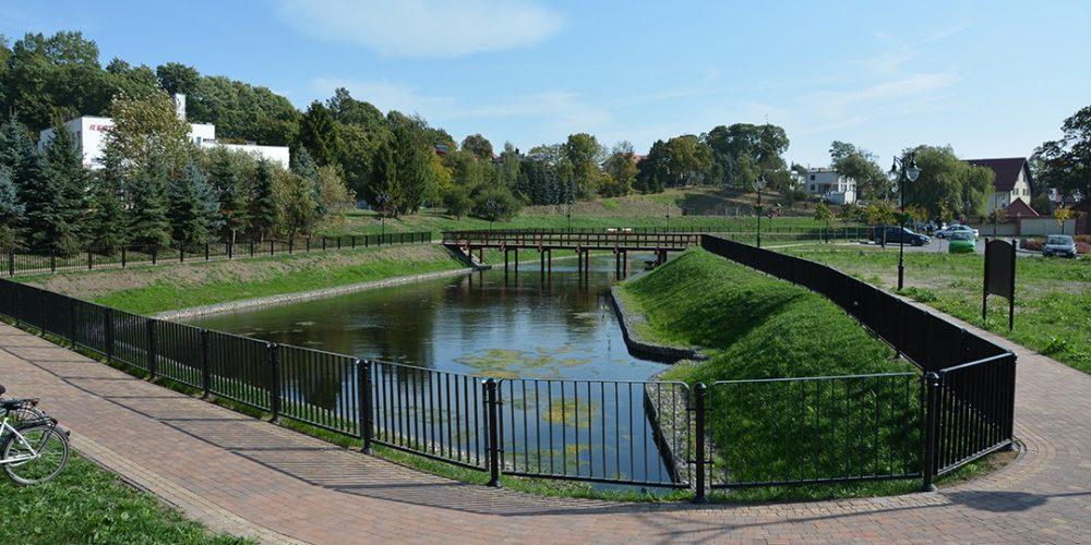 Park w centrum Żukowa uroczyście otwarty