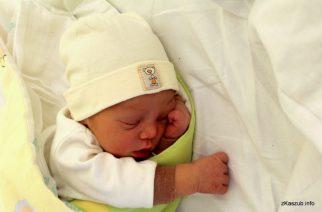Przyszli na świat… Dzieci urodzone w kartuskim szpitalu [2018.10.10]