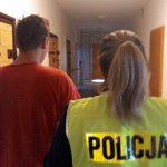 Okradł dom w Goręczynie. Złapała go policja
