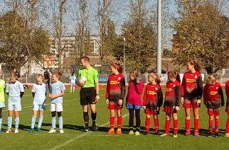 KKPN Olimipco Malbork na Międzywojewódzkich Mistrzostw Młodziczek U-13