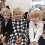 Uroczyste pasowanie na przedszkolaka i … pokaz cyrkowy w przedszkolu Happy Children [ZDJĘCIA]