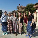 Uczniowie z Zespołu Szkół Technicznych w Kartuzach w Grecji