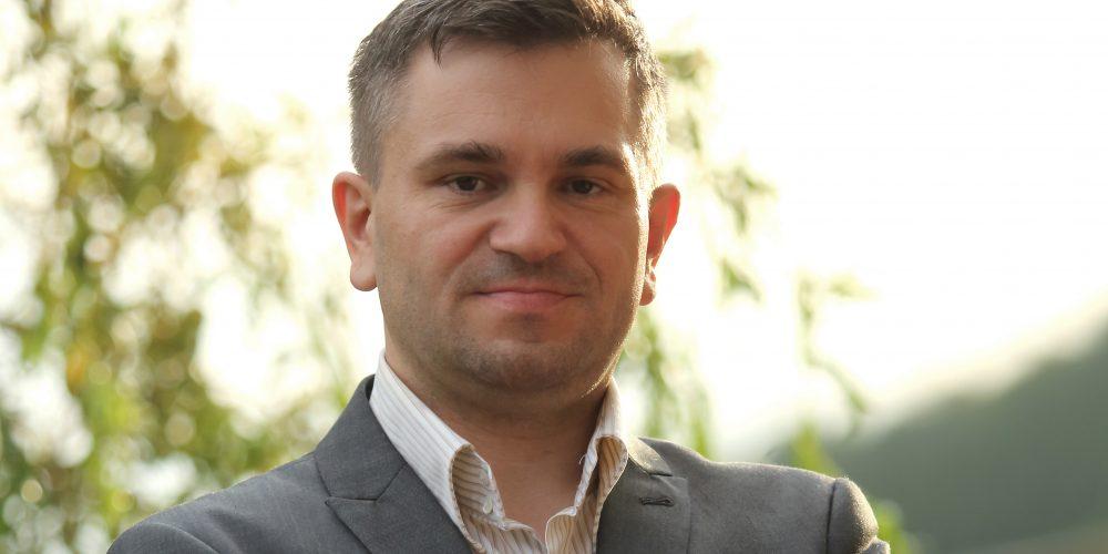 Michał Melibruda – kandydat na Wójta Gminy Chmielno nie boi się rozmawiać o trudnych tematach