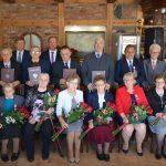 Jubileusze małżeńskie w gminie Sulęczyno 2018 [ZDJĘCIA]