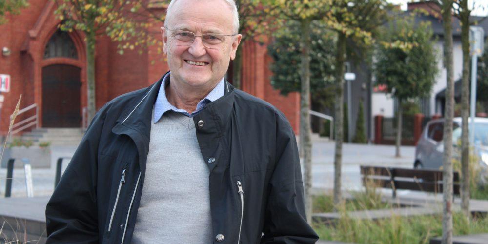Rozmowa z Hubertem Lewną, radnym Sejmiku Województwa Pomorskiego fot. P.Ch. / zKaszub.info