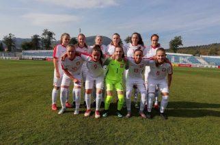 Weronika Lewandowska i Julia Formela w meczach reprezentacji Polski U-15
