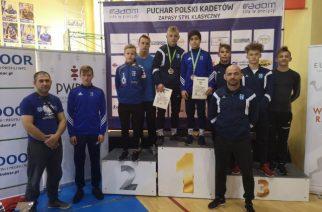 Andrzej Drewa i Gor Hovsepyan w finale Pucharu Polski Kadetów!