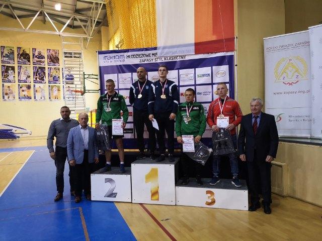 Złoto dla Krzysztofa Niklasa na Młodzieżowych Mistrzostwach Polski!