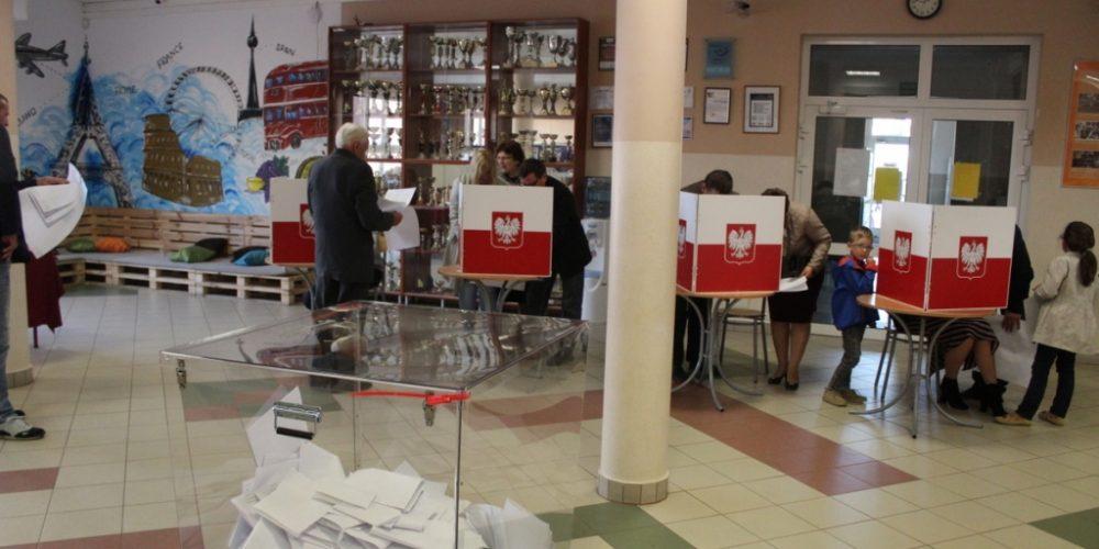 Frekwencja wyborcza w powiecie kartuskim do godz. 17:00 !