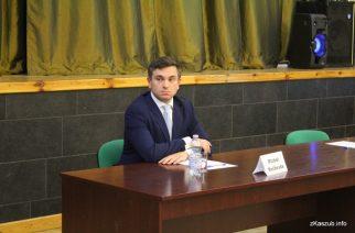 Za nami jednoosobowa debata w Chmielnie. Przyszedł tylko Michał Melibruda