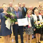 Chwaszczyno wyróżnione w województwie! Piękna Wieś Pomorska 2018