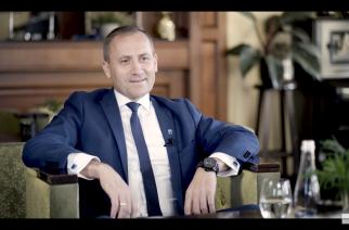"""""""Na dywaniku"""" - Tomasz Belgrau, kandydat na Burmistrza Gminy Kartuzy"""