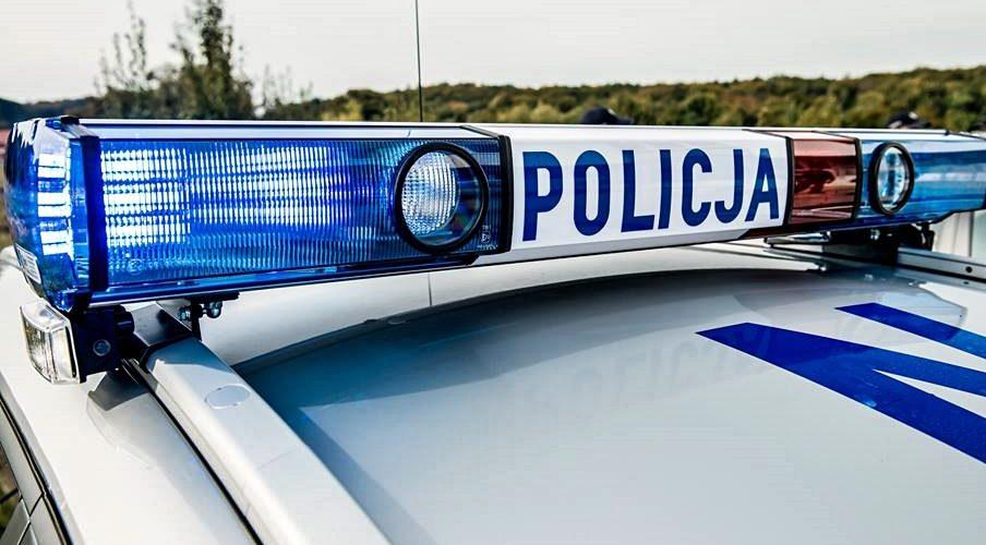 18-letni kierowca spowodował wypadek w Załakowie. Zatrzymano mu prawo jazdy