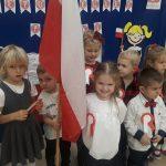"""Uroczysty Dzień Niepodległości w Przedszkolu """"Happy Children"""""""