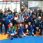 Kartuscy zapaśnicy na podium turnieju o Błękitną Wstęgę Bałtyku