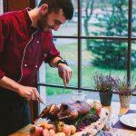 Z pasji do kuchni… Seweryn Stencel, absolwent ZSP w Somoninie
