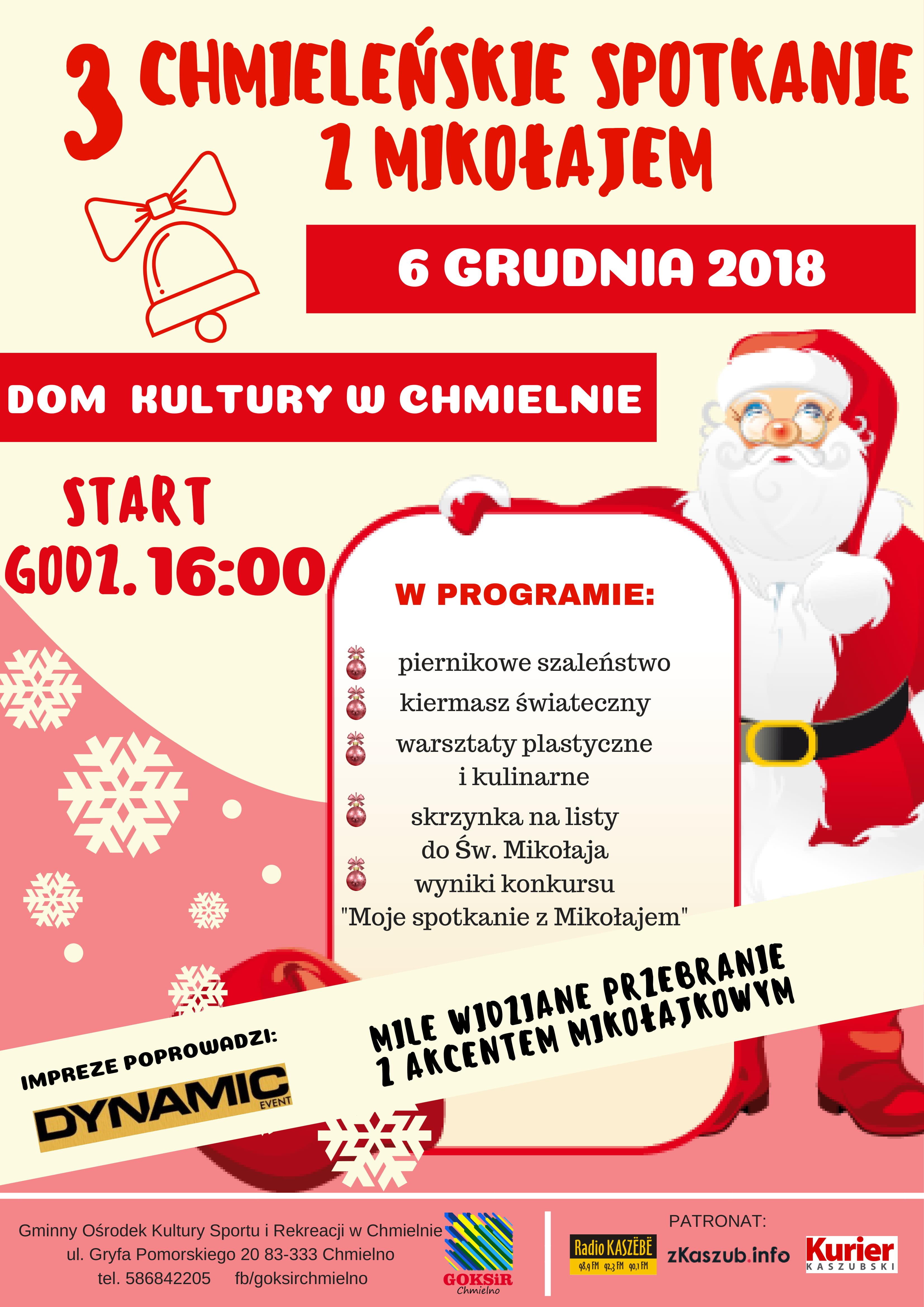 3. Chmieleńskie spotkanie z Mikołajem