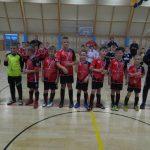 Lew Lębork zwycięzcą turnieju piłki nożnej halowej w Somoninie