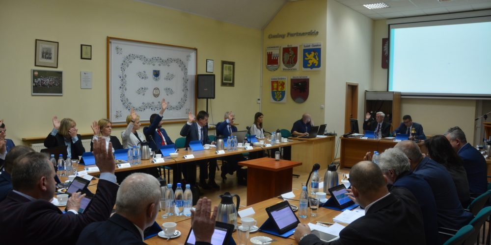 Znamy składy komisji Rady Miejskiej w Żukowie