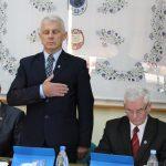 Radni i burmistrz złożyli ślubowanie. Witold Szmidtke dalej przewodniczącym [ZDJĘCIA]