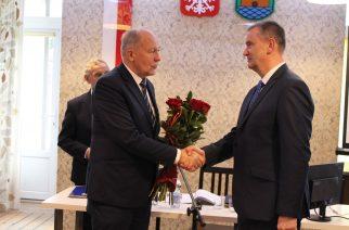 Stanisław Klimowicz Przewodniczącym Rady Gminy Chmielno