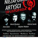 W Kartuskim Centrum Kultury usłyszymy niezapomnianych artystów!