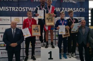 Natan Wolski Mistrzem Polski Młodzików