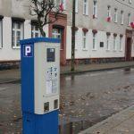 Nowe parkomaty na ulicy Klasztornej i Sambora w Kartuzach