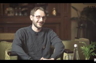 """Gościem """"Na dywaniku"""" był Jacek Słupecki, partia Razem"""