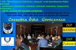 Przed nami II Miedzykongresowy Zjazd Młodych Kaszubów!