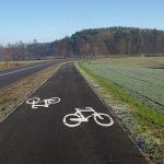 Budowa ścieżki rowerowej Somonino – Ostrzyce zakończona