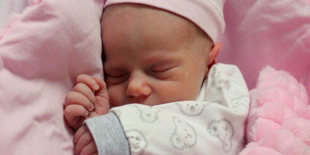 Przyszli na świat… Dzieci urodzone w kartuskim szpitalu [2018.12.04]