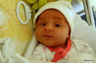 Przyszli na świat… Dzieci urodzone w kartuskim szpitalu [2018.12.19]