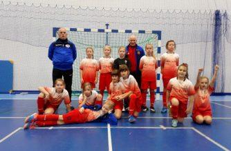 KKPN Oimpico Malbork/ Sierakowice nadal na czele Mistrzostw Pomorza U-11