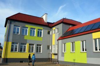 Szkoła w Chwaszczynie już po termomodernizacji