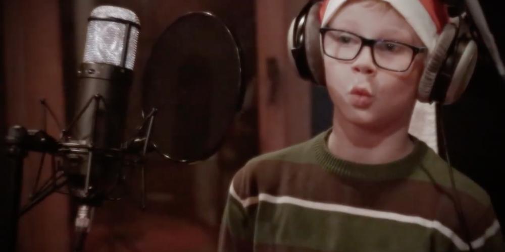 Dzieci i młodzież z Kartuz ze świąteczną piosenką! Posłuchaj! [WIDEO]