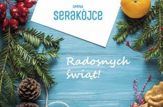 Życzenia od Gminy Sierakowice!