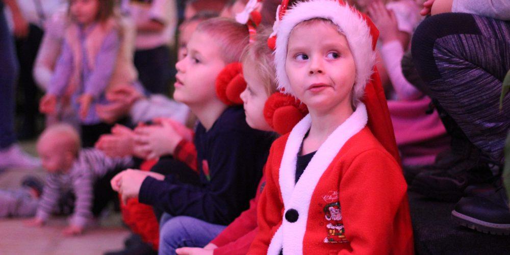 Święty Mikołaj odwiedził również Chmielno [ZDJĘCIA]