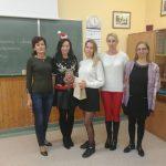 """Paulina Butowska najlepsza w Powiatowym Konkursie """"Zatrzymać HIV/AIDS!!!"""""""