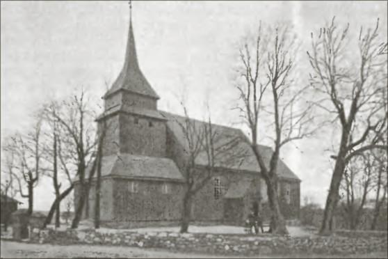 Kościół św. Marcina w Sierakowicach