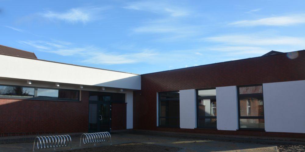 Szkoła w Miszewie zyskała nową salę gimnastyczną