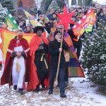 Barwny Orszak Trzech Króli na ulicach Sierakowic! [ZDJĘCIA]