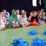 Borkowskie dzieci uhonorowały swe babcie i dziadków